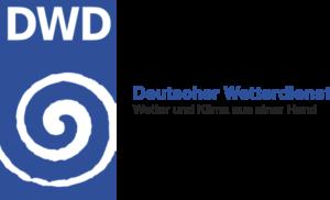 deutscher wetterdienst logo